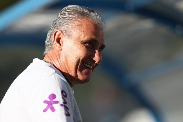 O treinador ressaltou que Neymar agora tem mais tempo para recuperar todo seu potencial até o início da competição - Foto: Lucas Figueiredo | CBF