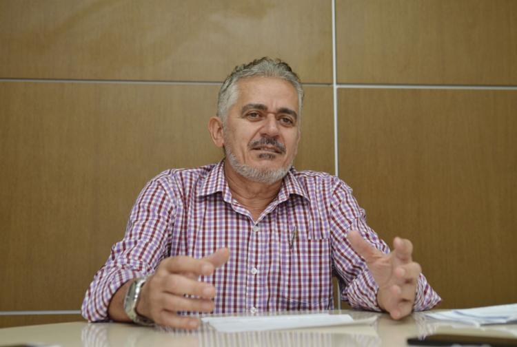 Gilson Presídio, candidato à presidência do Vitória - Foto: Shirley Stolze l Ag. A TARDE