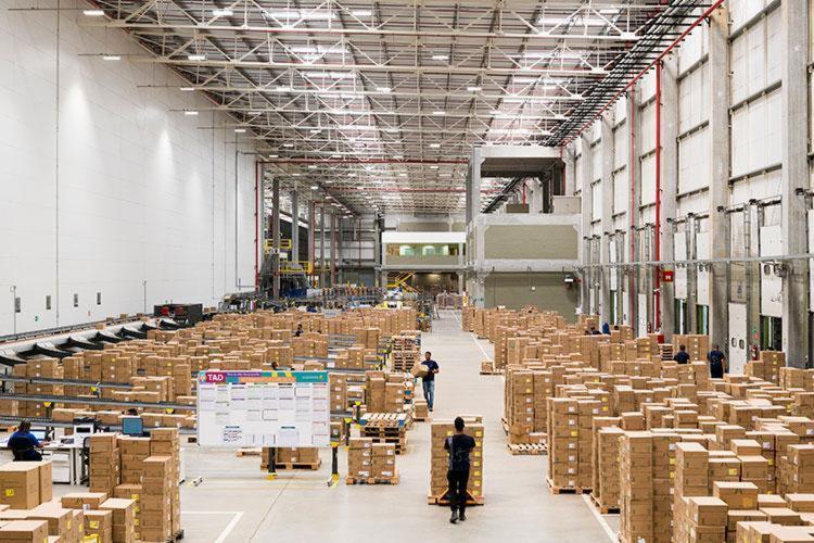 Em operação desde abril de 2014, o Centro de Distribuição de São Gonçalo dos Campos (BA) será um dos grandes beneficiados. - Foto: Divulgação