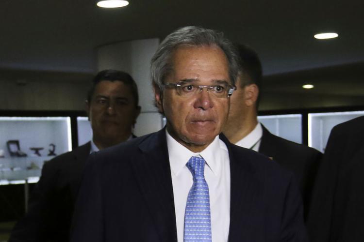 'Passei o dia inteiro trabalhando, não tenho informação suficiente', disse o ministro - Foto: Fabio Rodrigues Pozzebom l Agência Brasil