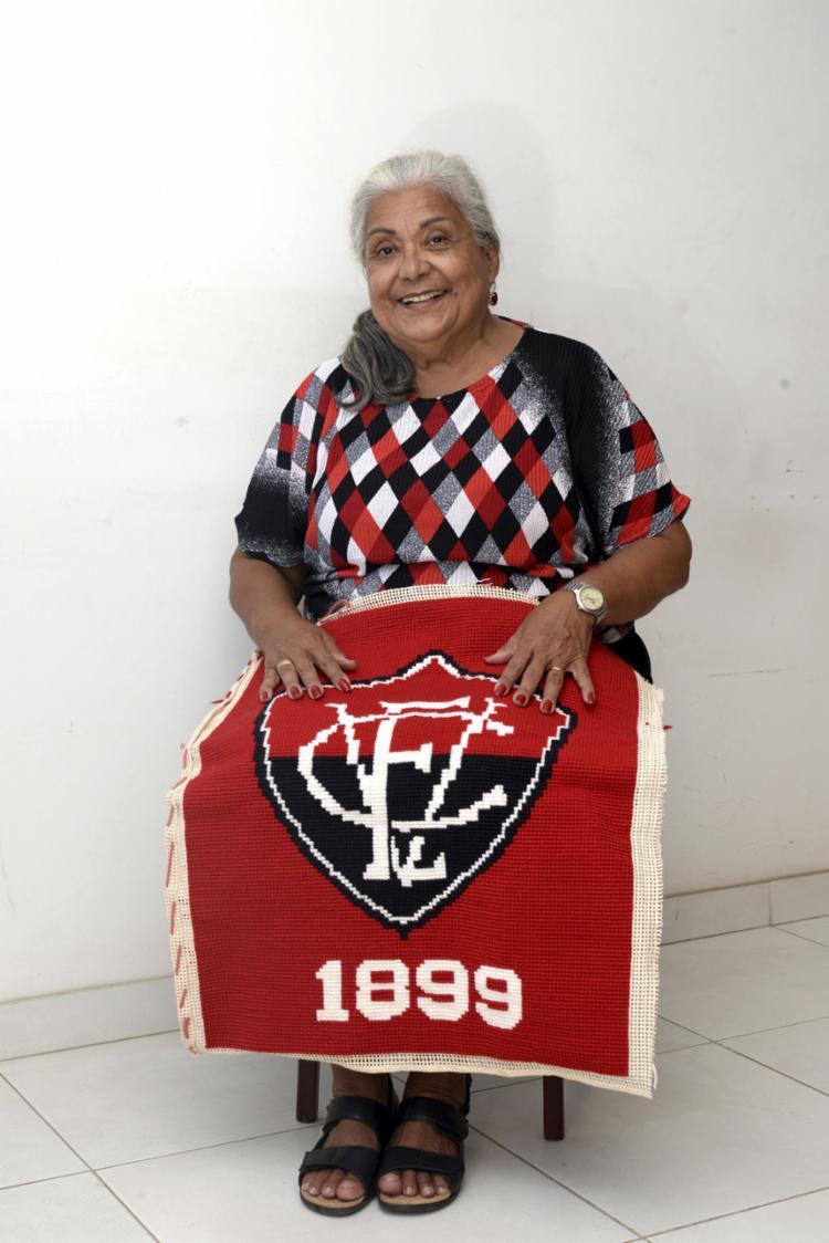 Isaura Maria, candidata à presidência do Vitória - Foto: Matheus Buranelli l Ag. A TARDE