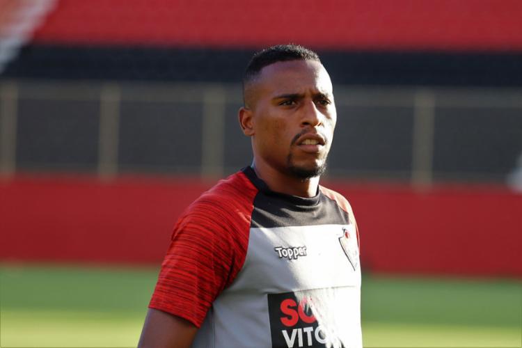 Afastado, Jeferson está no Leão por empréstimo até 2020 - Foto: Maurícia da Matta l EC Vitória