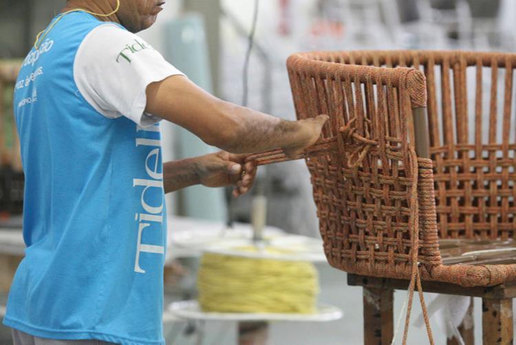 Fábrica baiana da Tidelli supre lojas no Brasil, EUA e Panamá - Foto: Luciano da Matta   Ag. A TARDE