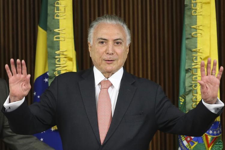 O ex-presidente agora é réu em cinco ações penais - Foto: Antonio Cruz l Agência Brasil