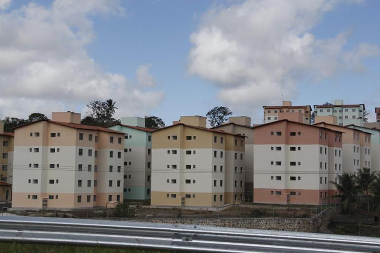 Construtoras ameaçavam parar com as obras em maio - Foto: Joá Souza | Ag. A TARDE
