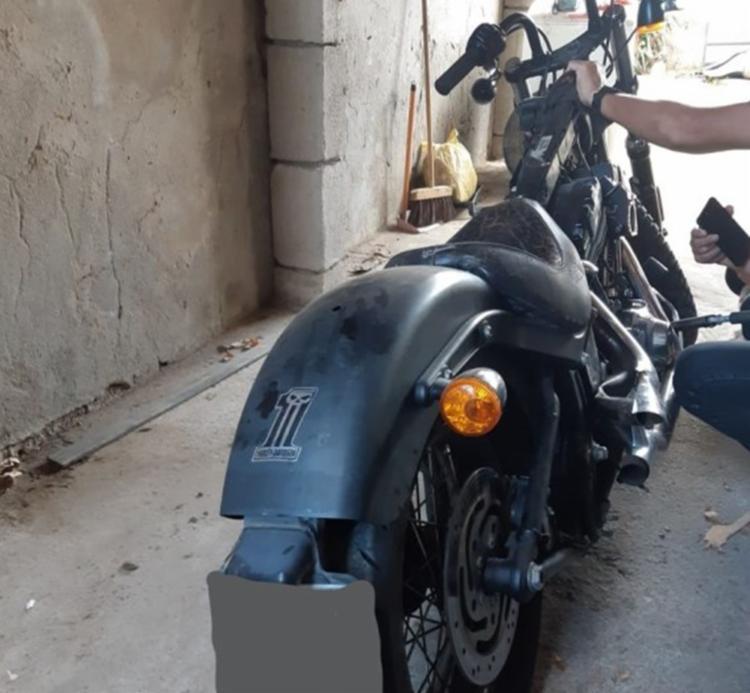 Veículo havia sido roubado em setembro de 2018 - Foto: Divulgação | PRF