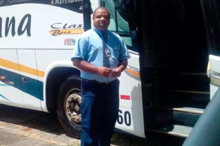 Reginaldo Sacramento foi demitido após se recusar a pagar por bagagem furtada - Foto: Arquivo Pessoal