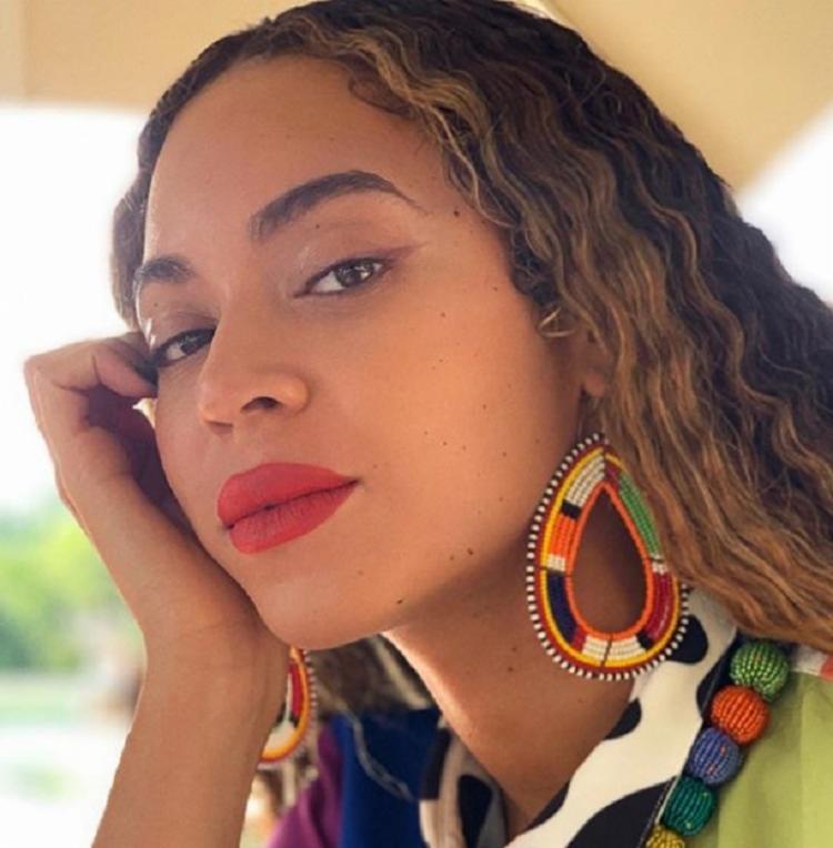 Beyoncé também liberou um álbum no Tidal e no Spotify com as músicas apresentadas no show - Foto: Reprodução | Instagram