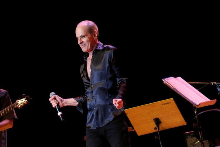 Cantor apresenta espetáculo nos dias 5 e 6 de abril - Foto: Mila Cordeiro | Ag. A TARDE