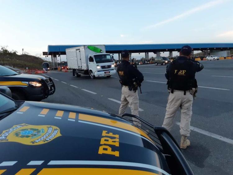 Ações têm o objetivo de reduzir os casos de violência no trânsito das rodovias federais - Foto: Divulgação | PRF