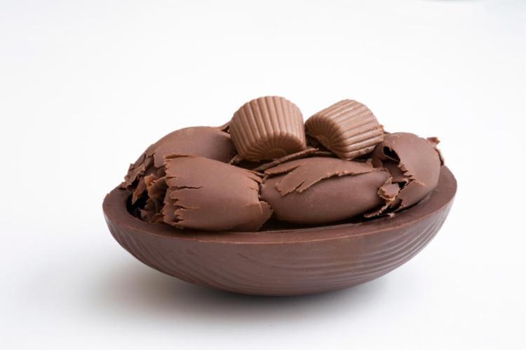 O ovo de Kit Kat é outra deliciosa sugestão para a Páscoa. - Foto: Divulgação