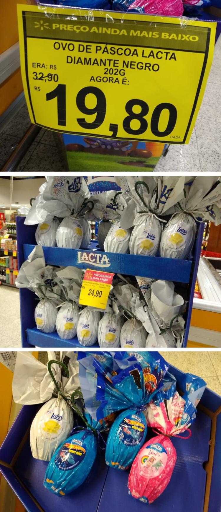 A rede supermercadista está com uma promoção em todas as unidades