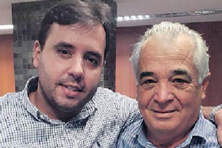 Hunaldo e Wilson, o acordo entre Jaguaripe e Salinas - Foto: Levi Vasconcelos   Ag. A TARDE