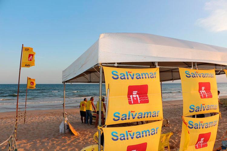 Até domingo, 31, foram registrados 447 casos de afogamentos - Foto: Divulgação