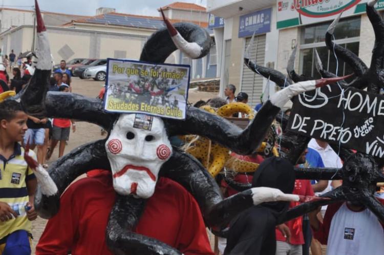O evento, que neste ano recebe o investimento de R$ 50 mil, é realizado no sábado de aleluia - Foto: Divulgação   Prefeitura de Caravanas