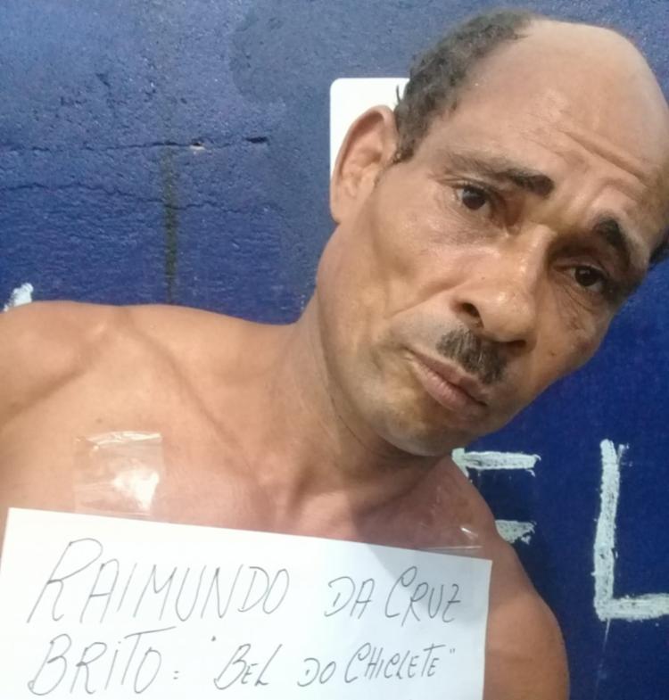 Raimundo já responde por homicídio na cidade de Santo Amaro - Foto: Divulgação   SSP