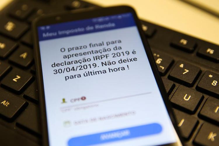 Prazo para entregar a declaração começou em 7 de março - Foto: Marcello Casal Jr | Agência Brasil