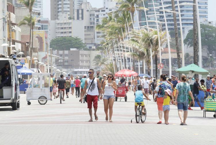 Em decorrência dos efeitos positivos do Carnaval, Barra-Rio Vermelho foi o polo hoteleiro com melhor resultado - Foto: Alessandra Lori | Ag. A TARDE