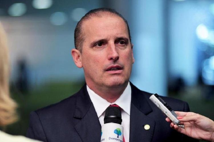 Com a afirmação, Onyx Lorenzoni descarta a possibilididade da reforma ser aprovada só na próxima semana - Foto: Divulgação | Leonardo Prado | Agência Câmara