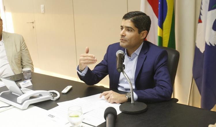 prefeitura fez um estudo sobre o equilíbrio econômico e financeiro do contrato - Foto: Luciano Carcará | Ag. A TARDE