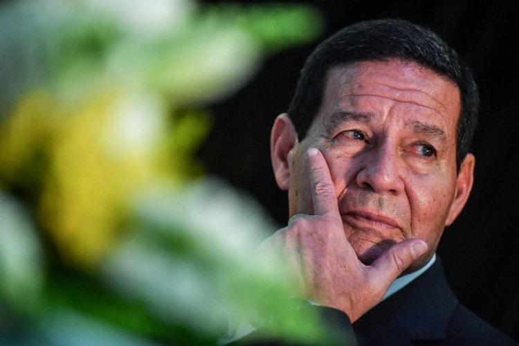 O vice-presidente afirmou ter visto que há uma negociação para abrir o sigilo dos cálculos que embasaram a formulação da reforma - Foto: Nelson Almeida   AFP