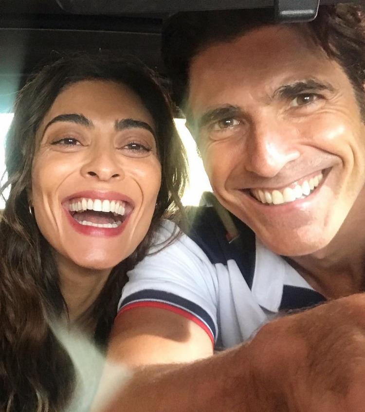 Os atores contracenam juntos na novela 'A Dona do Pedaço', que substitui 'O Sétimo Guardião' - Foto: Reprodução | Instagram