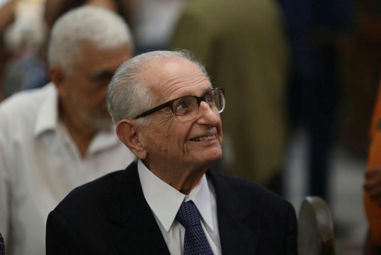 Professor Roberto Santos: merecido reconhecimento pela atuação no IASPM - Foto: Raul Spinassé   Ag. A TARDE