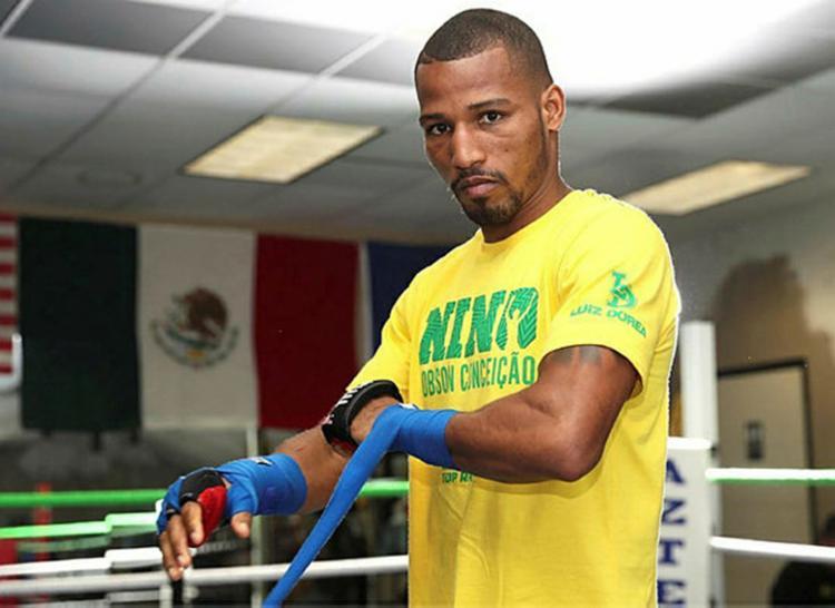 Baiano venceu todos confrontos no boxe profissional, seis deles por nocaute - Foto: Reprodução | Instagram
