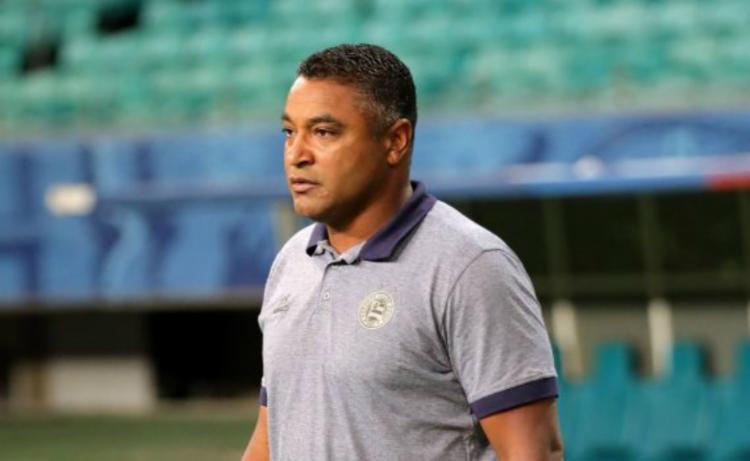 Treinador elogiou o elenco tricolor e cobrou empenho dos atletas - Foto: Divulgação | EC Bahia