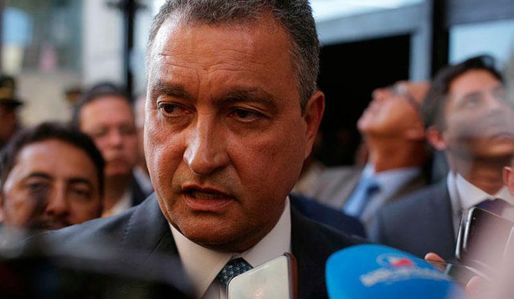 Governador voltou a critica a condenação do ex-presidente - Foto: Raphael Muller | Ag. A TARDE