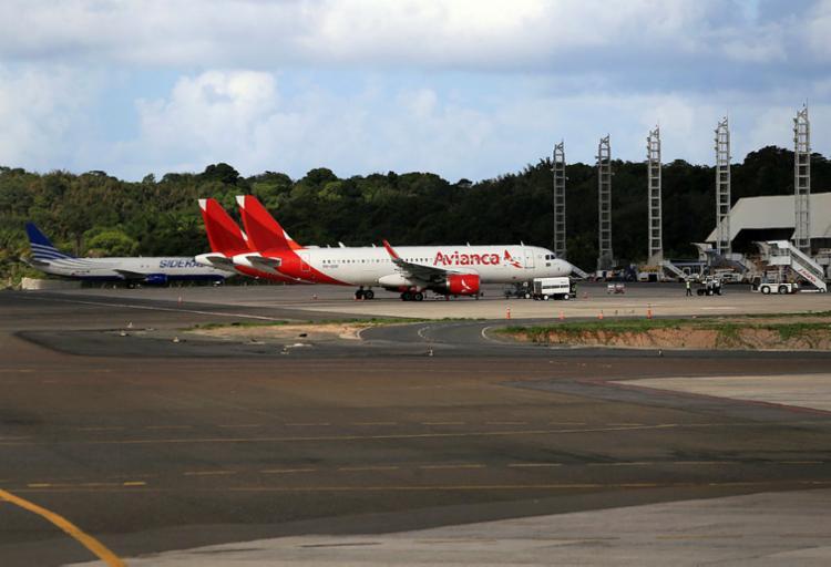 Salvador Bahia Airport irá fazer novas comunicações em caso de alguma anormalidade - Foto: Adilton Venegeroles | Ag. A TARDE