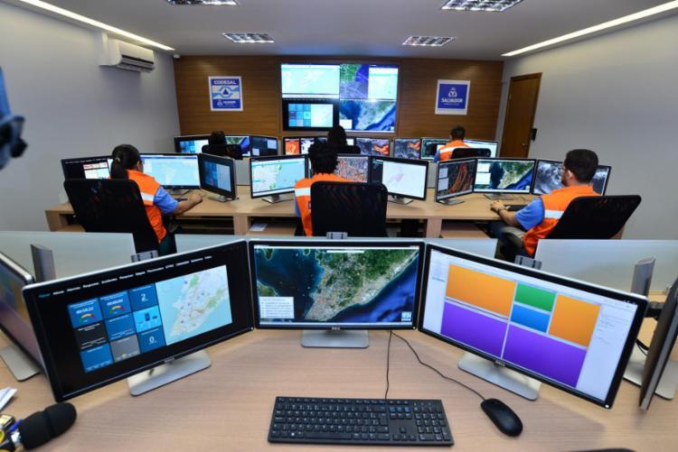 Órgão já recebeu 4.213 mil chamadas de emergência, sendo que 373 delas foram trotes - Foto: Max Haack | Agecom
