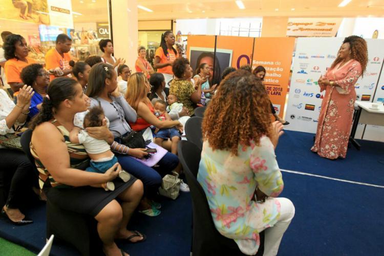 Na ocasião haverá serviços gratuitos, atividades culturais e palestras - Foto: Elói Corrêa | GOVBA