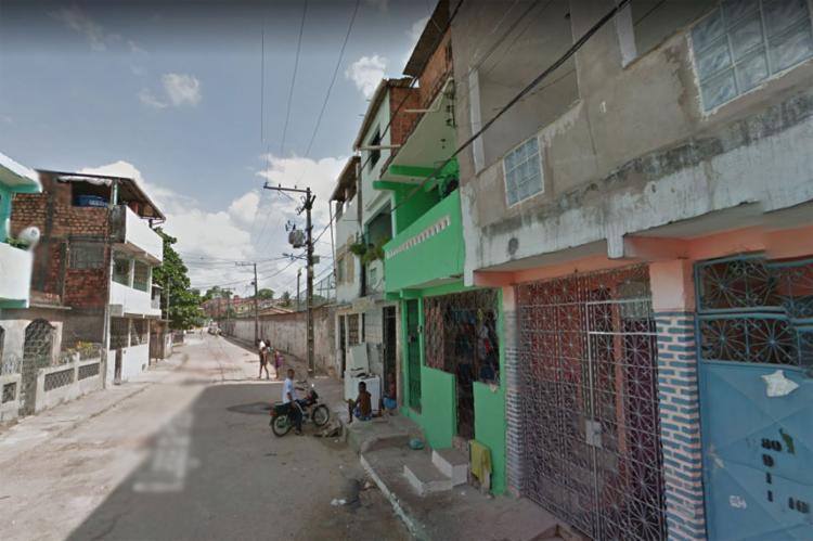 Caso ocorreu na manhã desta quinta-feira - Foto: Reprodução   Google Street View