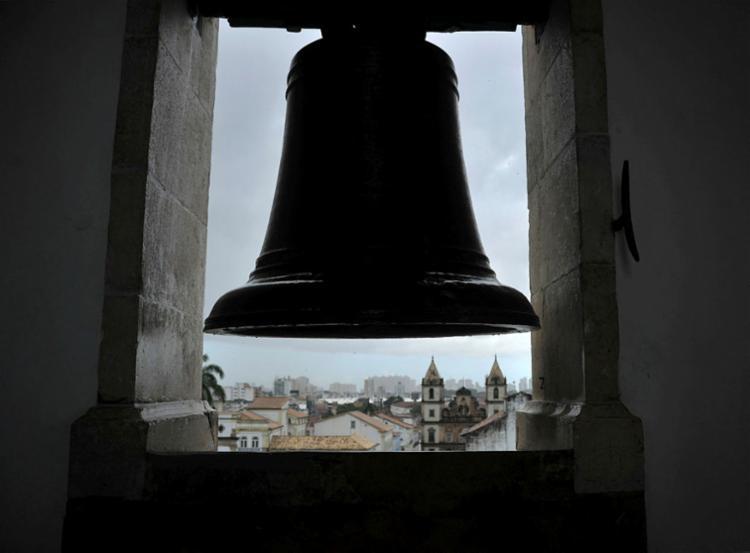 Equipamento é datado do século XVII e foi trazido de Portugal - Foto: Felipe Iruatã   Ag. A TARDE