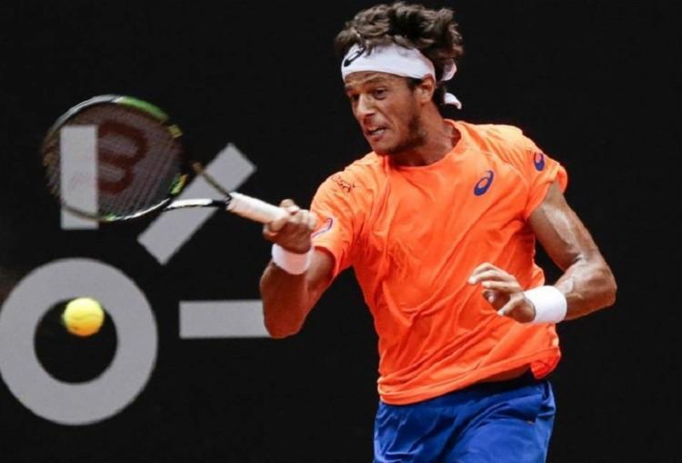 devido a suspensão, Feijão precisou abandonar nesta semana a disputa do Challenger de San Luis Potosi, no México - Foto: Divulgação | Brasil Open