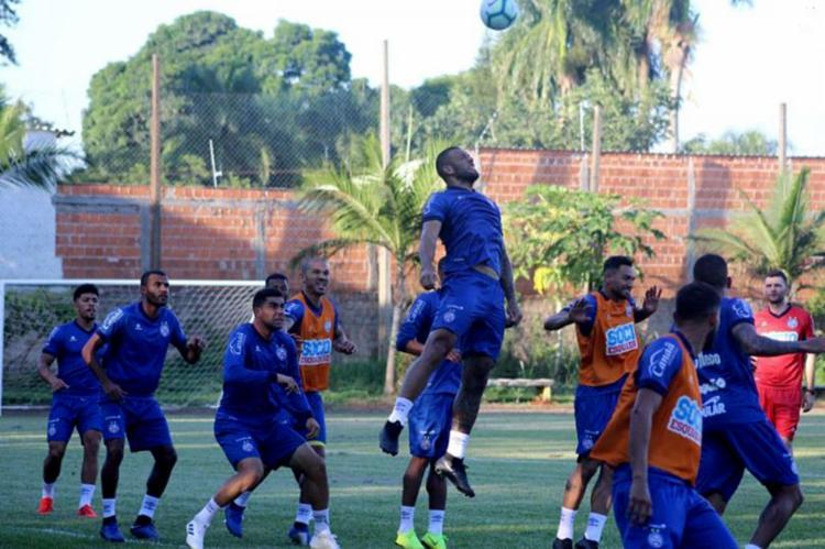 Roger Machado vai escalar o que tem de melhor para o jogo desta quinta-feira, 25 - Foto: Divulgação l EC Bahia