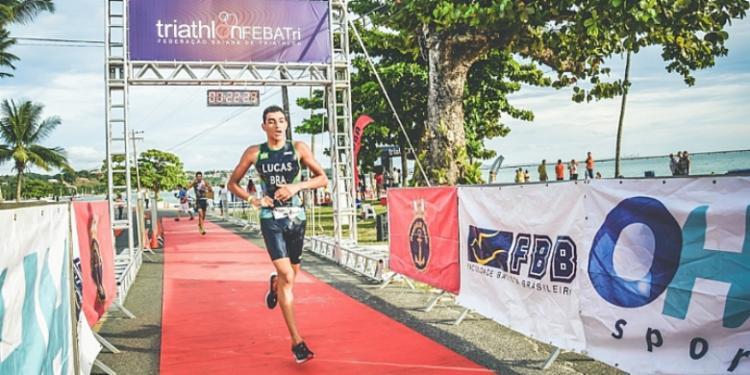 Nova Praça de Piatã será o palco da 1ª etapa do Campeonato Baiano de Triathlon - Foto: Divulgação | Febatri