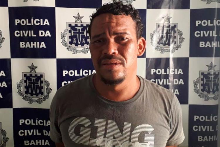 Reginaldo Rodrigues, conhecido como Cabeção, foi preso três vezes em 2018 - Foto: Divulgação | Polícia Civil