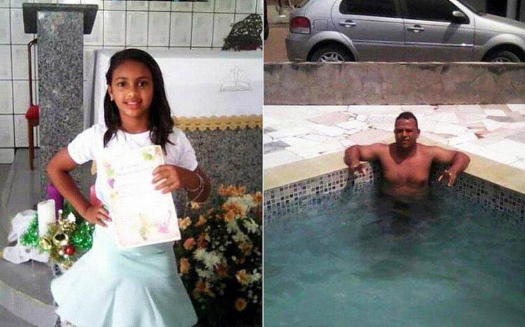 homem acusado de matar a filha é encontrado morto - Arquivo pessoal