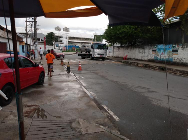 Teve até bandido que se disfarçou de mendigo para chegar perto de Anselmo e abrir fogo contra o motorista, no Retiro - Raul Aguilar