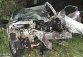 Motorista morre em colisão com carreta carregada de madeira na BR-110 | Foto: Cidadão Repórter