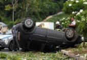 Acidentes no trânsito deixaram mais de 1,6 milhão feridos em 10 anos | Foto: Raul Spinassé | Ag. A TARDE