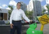 Condomínios têm regras de trânsito   Foto: Uendel Galter   Ag. A TARDE