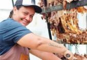 Chef assadora ministra curso de açougueiro profissional | Foto: Divulgação