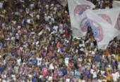 Bahia inicia venda de ingressos para duelo contra o Fluminense | Foto: Adilton Venegeroles | Ag. A TARDE