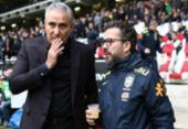 Auxiliar de Tite diz já ter o time titular em mente para a Copa América | Foto: