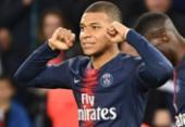 Eleito o melhor do Campeonato Francês, Mbappé abre possibilidade de deixar o PSG | Foto: