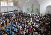 Osid completam 60 anos de fundação com missa em homenagem a Irmã Dulce | Foto: Uendel Galter l AG. A TARDE