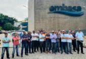 Motoristas terceirizados da Embasa paralisam atividades por 48h | Foto: Divulgação | Sintracap